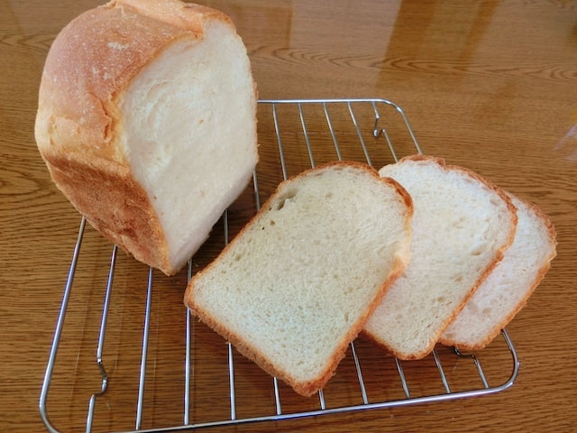 国産小麦粉のパン
